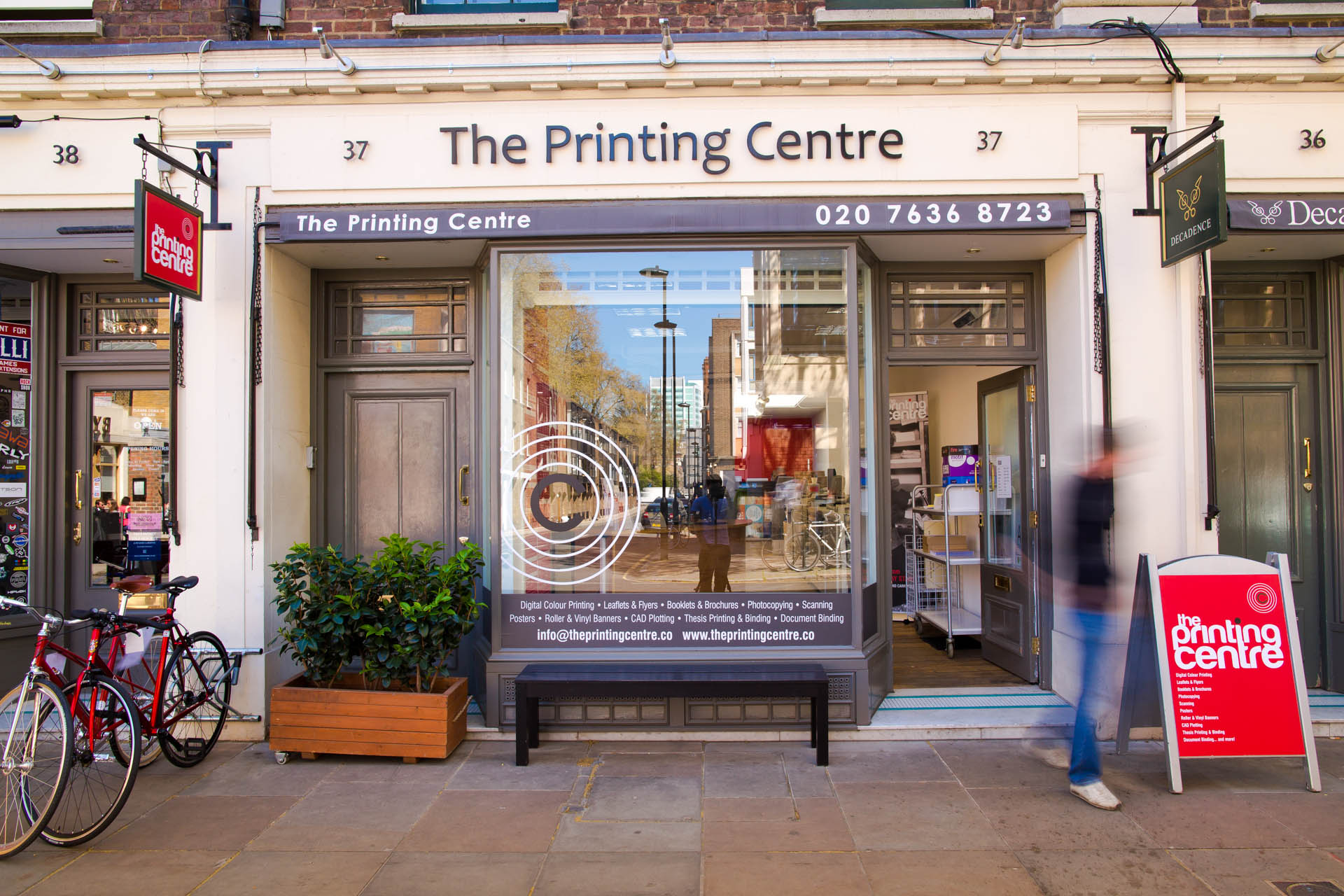 thesis printing and binding london We pride ourselves in being specialists in theses binding and dissertation binding thesis binding process thesis printing as we are only bookbinders.